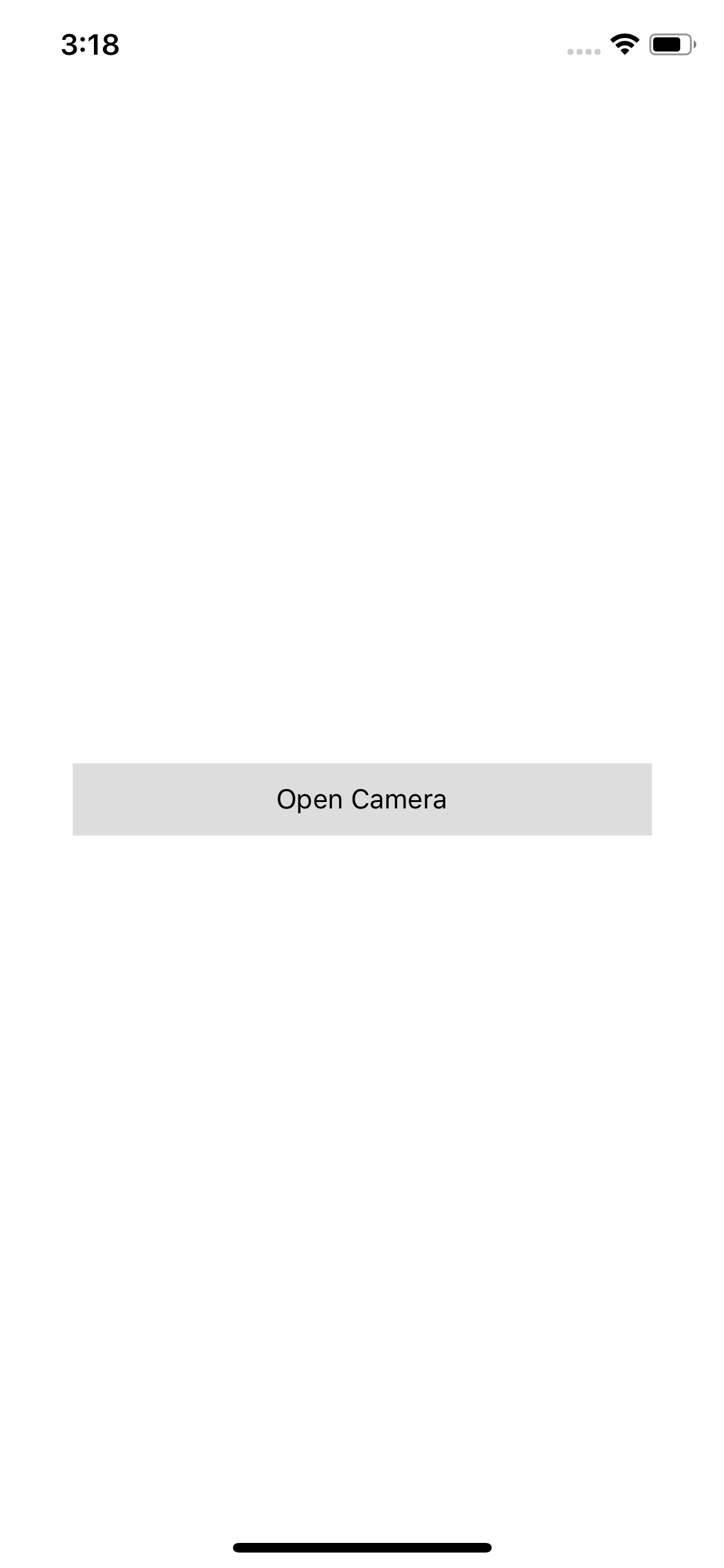 React Native Camera - About React