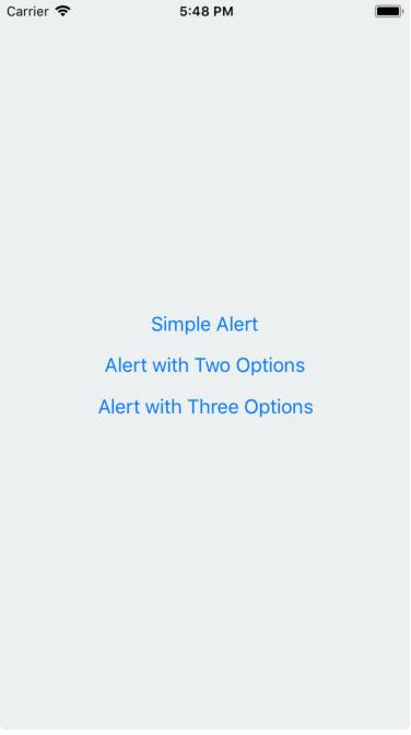 How to Show Alert in React Native - About React