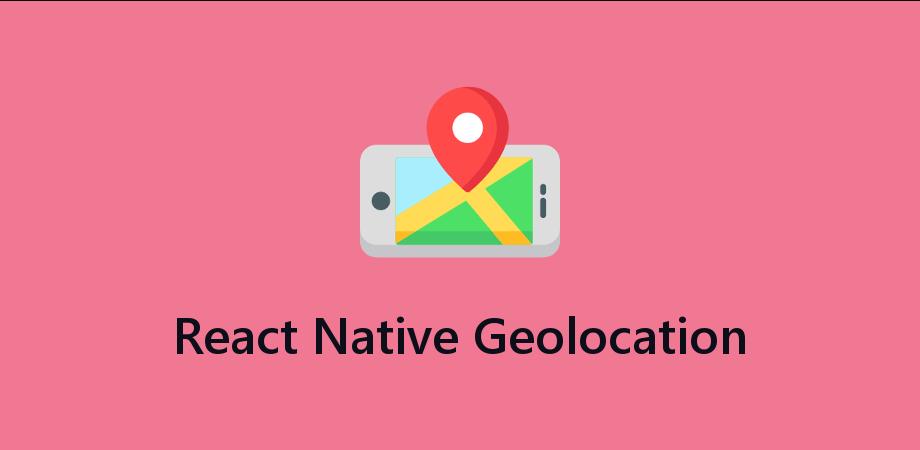Current Location Latitude and Longitude Using React Native Geolocation
