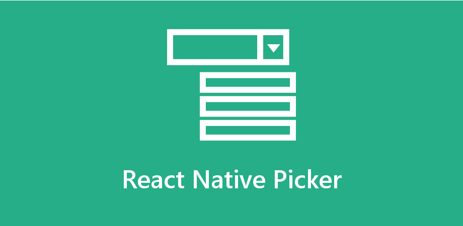 Understanding of How Picker works in React Native