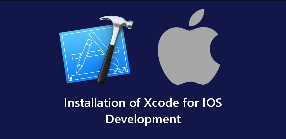 Installation of Xcode for React Native IOS Development