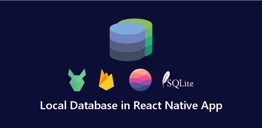 Local Database in React Native App