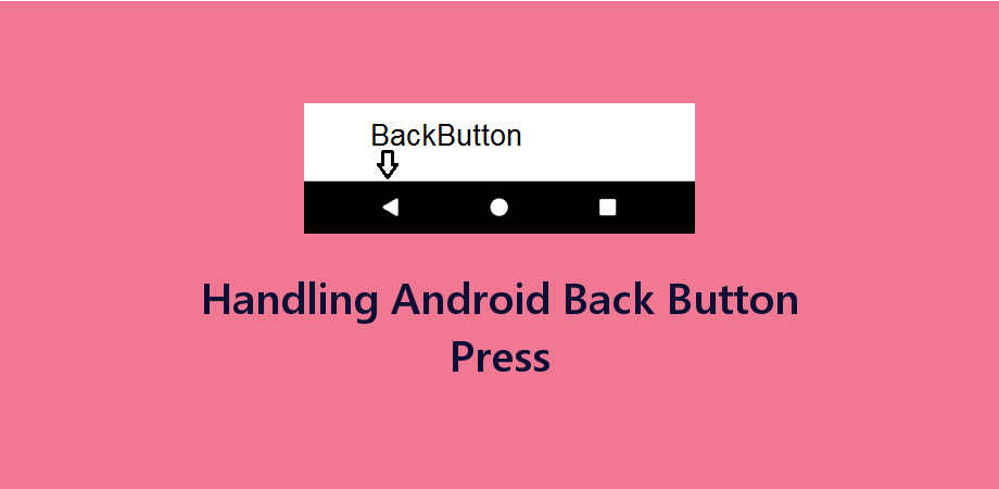 Handling Android Back Button Press in React Native