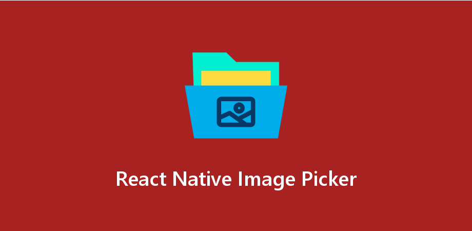 Example of Image Picker in React Native