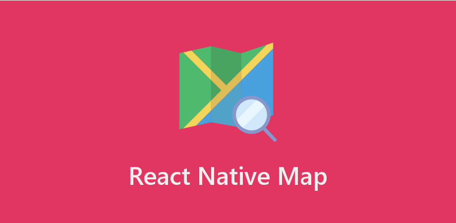 Simple React Native Map Example to integrate the Map into RN App