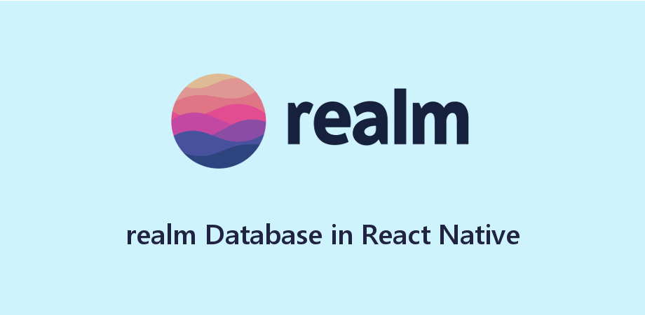 Example of Realm Database in React Native - About React