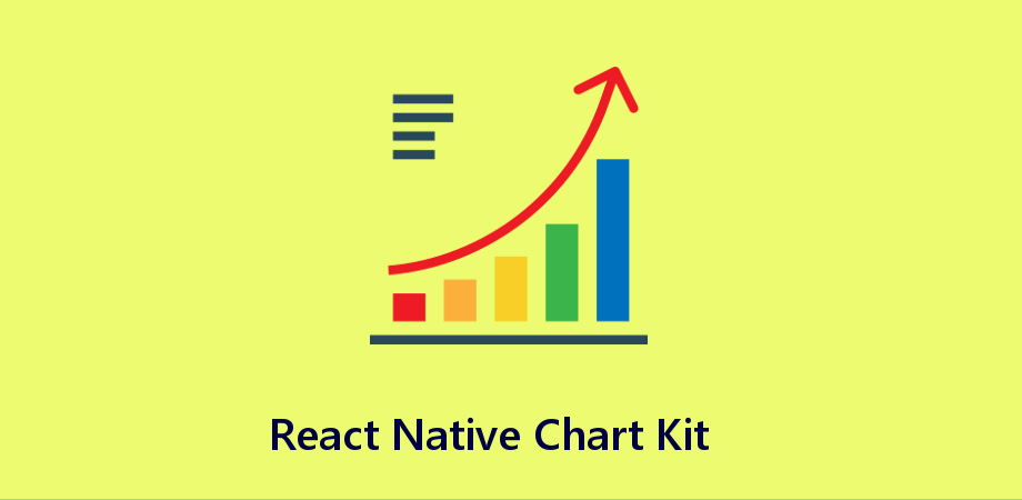 7 Type of Graph using React Native Chart Kit