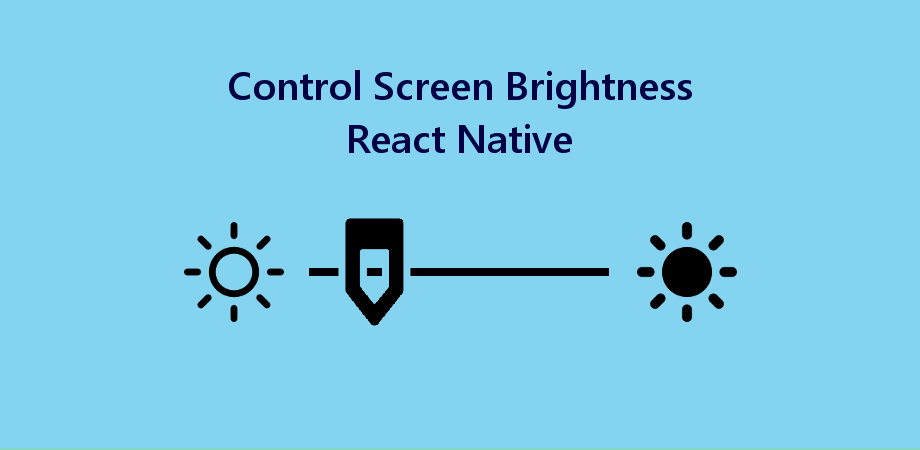 Control Device Brightness from React Native App