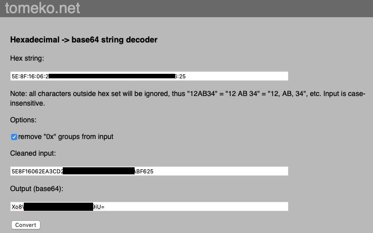 Hash Decoder