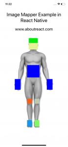 Image Mapper Example Screenshot 1