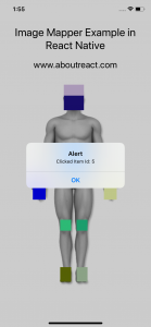 Image Mapper Example Screenshot 2