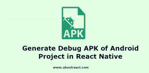 react_native_debug_apk
