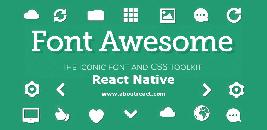 react_native_fontawesome
