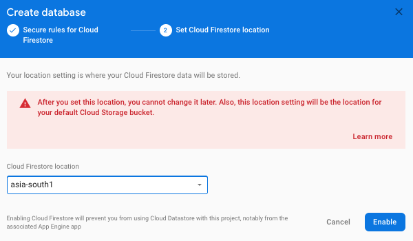 react_native_firebase_cloud_firestore_setup3