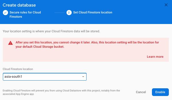 react_native_firebase_cloud_firestore_setup3